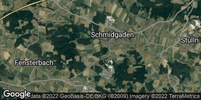 Google Map of Schmidgaden