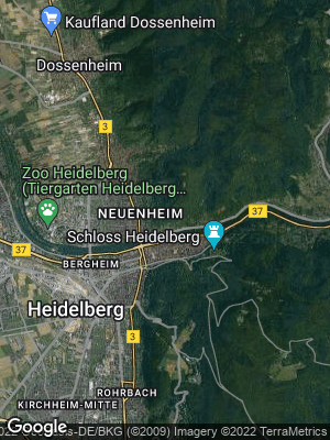 Google Map of Weststadt