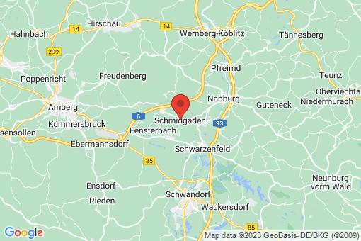 Karte Schmidgaden