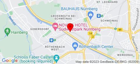 Google Map für Blauhimmel