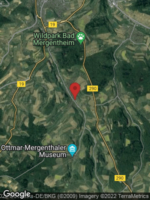 Google Map of Wachbach