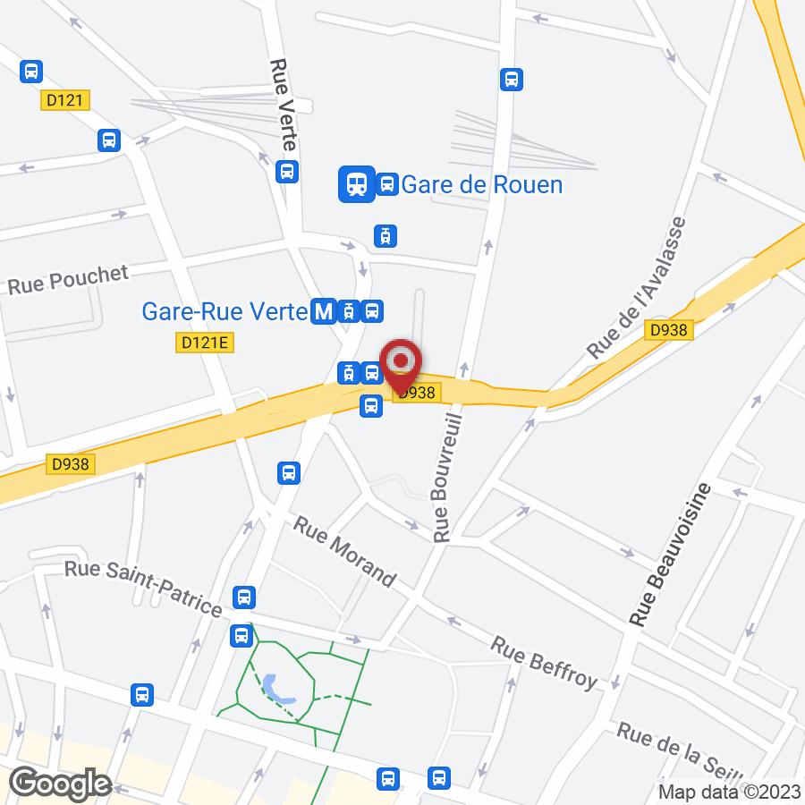 CER ROUEN GARE à Rouen