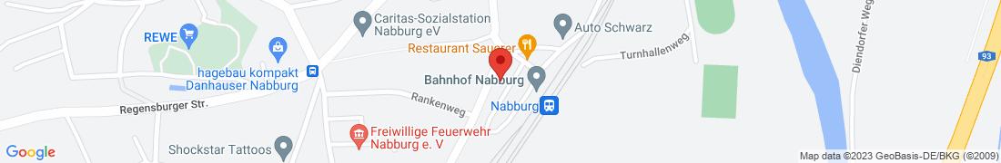 BayWa AG Nabburg Anfahrt