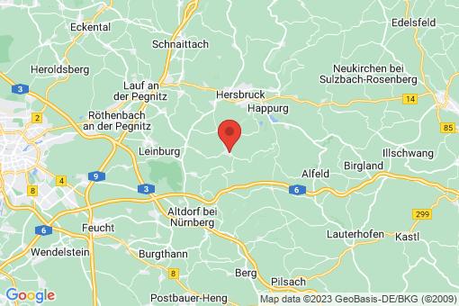 Karte Offenhausen