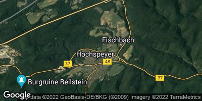 Google Map of Hochspeyer