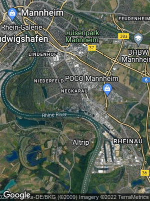 Google Map of Almenhof