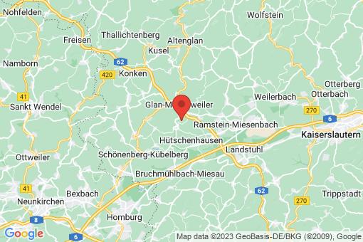 Karte Nanzdietschweiler