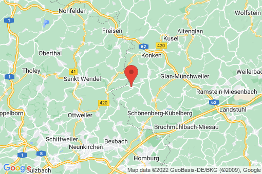 Karte Frohnhofen