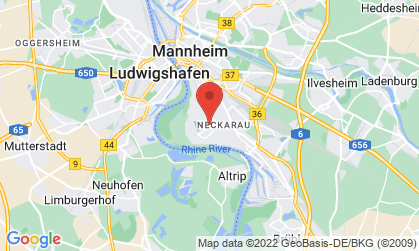 Arbeitsort: Baden-Württemberg - Mannheim