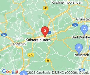 Karte für Monte Mare Kaiserslautern