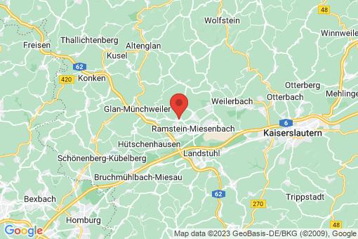 Karte Steinwenden