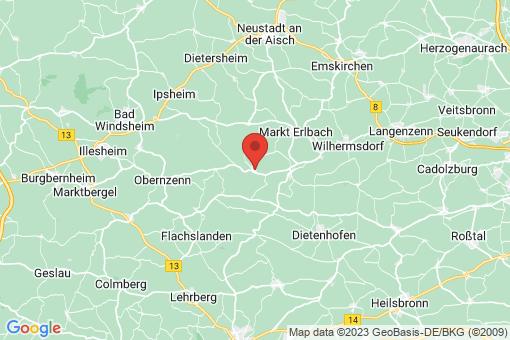 Karte Trautskirchen
