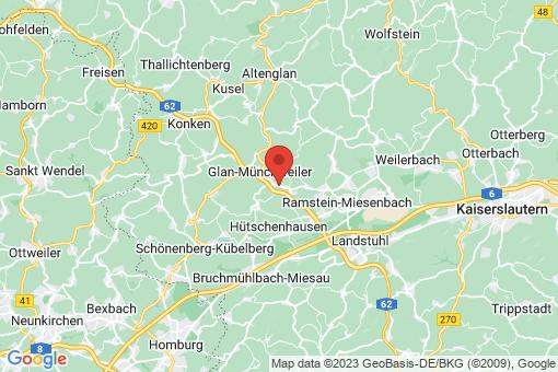 Karte Niedermohr