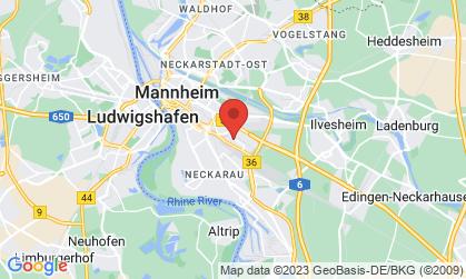 Arbeitsort: Mannheim