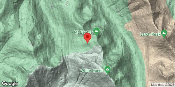 Mellow Mt. Beattie