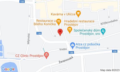 Mapa místa