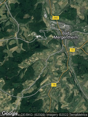 Google Map of Althausen