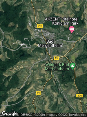 Google Map of Neunkirchen