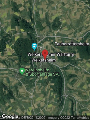 Google Map of Weikersheim