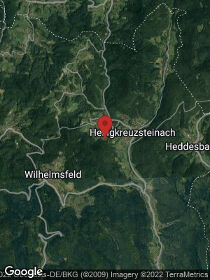 Google Map of Hinterheubach