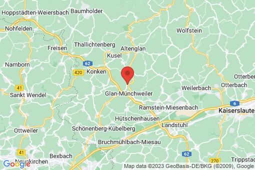 Karte Rehweiler
