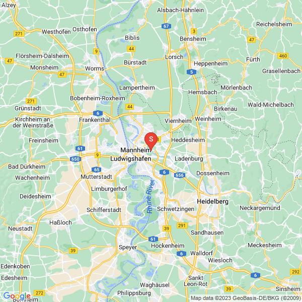 Seilgarten Mannheim