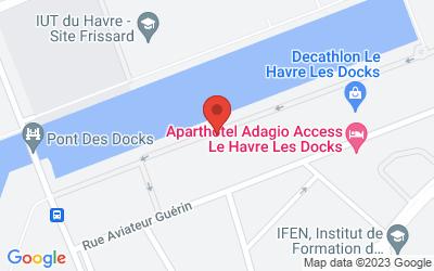 64 Quai de la Réunion, 76600 Le Havre, France