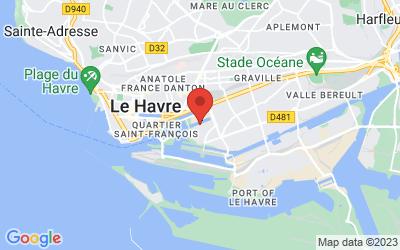64 Quai de la Réunion, 76600 Le Havre