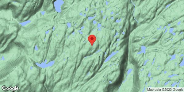 West Side Burridge's Gulch - Plateau