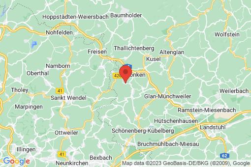 Karte Langenbach