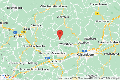 Karte Schwedelbach