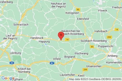 Karte Weigendorf