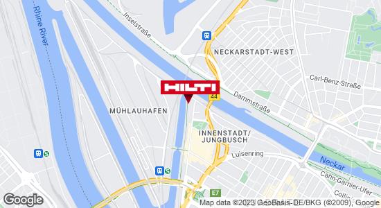 Hilti Store Mannheim
