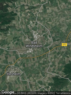 Google Map of Bad Windsheim