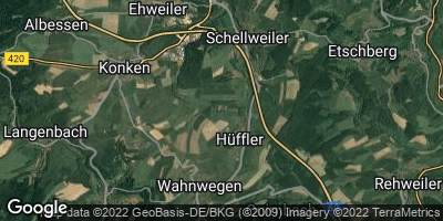 Google Map of Hüffler
