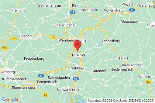 Karte Iffelsdorf