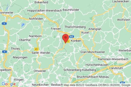 Karte Selchenbach