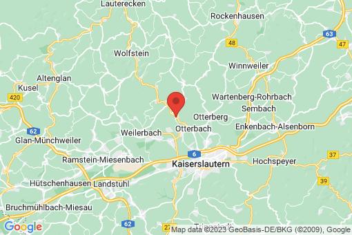 Karte Katzweiler