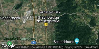 Google Map of Hirschberg