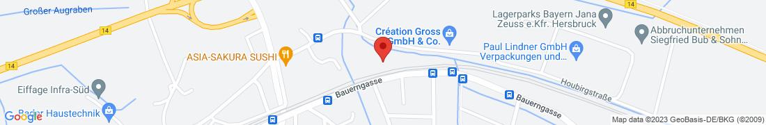 BayWa Tankstelle Hersbruck Anfahrt
