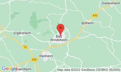 Arbeitsort: Bad Windsheim