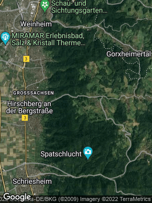 Google Map of Heiligkreuz