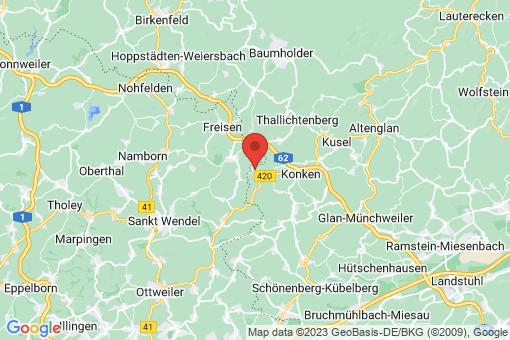 Karte Herchweiler