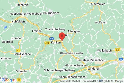 Karte Schellweiler