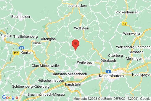 Karte Kollweiler