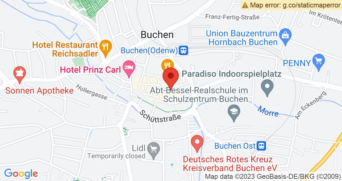 Google Map Schuhe- und Sport Haag