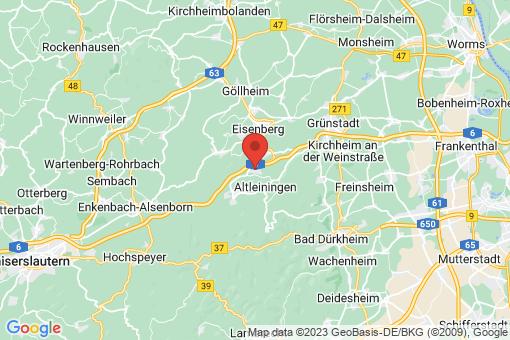 Karte Wattenheim