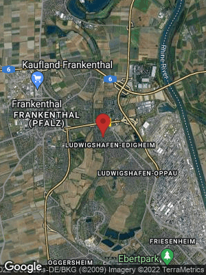 Google Map of Edigheim