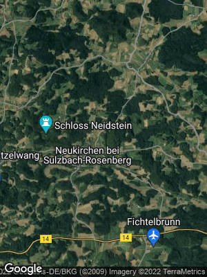 Google Map of Neukirchen