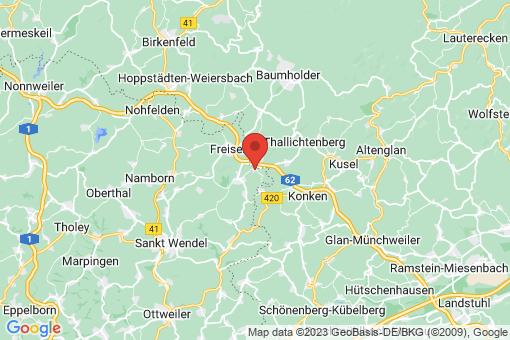 Karte Reichweiler